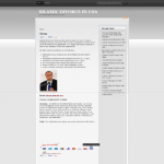 Professor Web Designing Website designing best website Designing Personal Website
