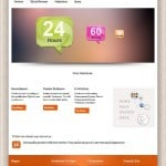 Consultancy website designing company website building of consultancy firm placement