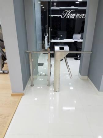 Tripod Gym Access Control System
