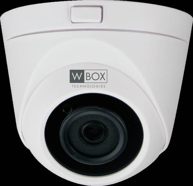 IP Bullet Camera 2MP IR Bullet Camera Wbox