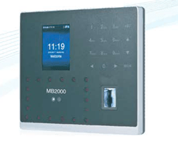 MB2000 Face Attendance Machine